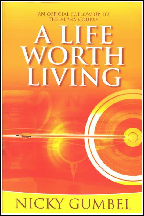 Life And Living. The book quot;A Life Worth LIvingquot;